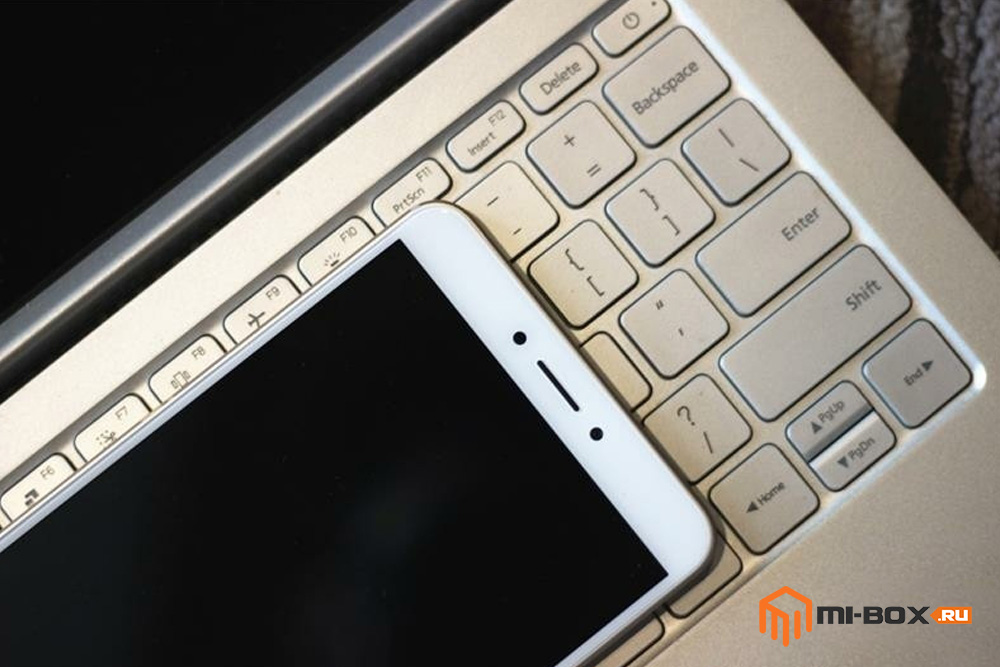 Обзор Xiaomi Mi Max 2 - фронтальная камера