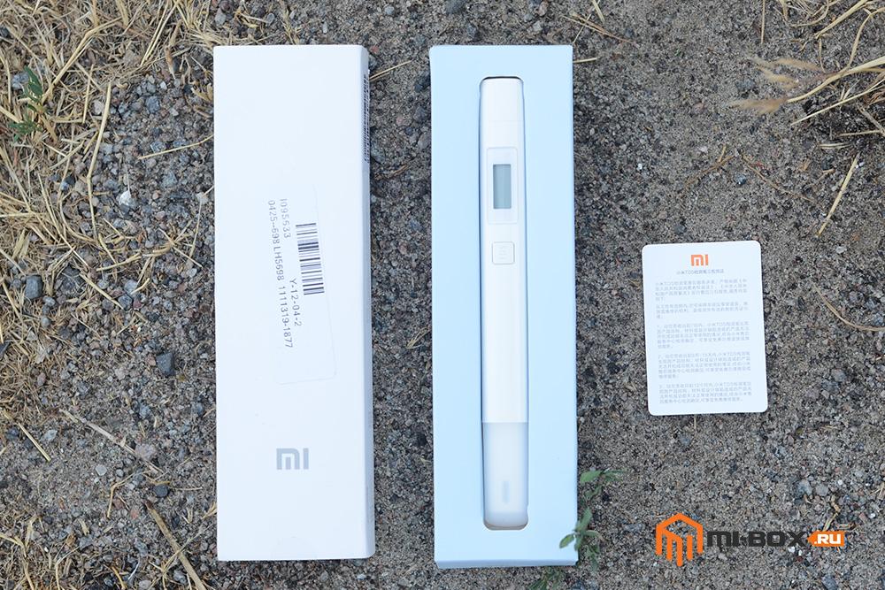 Обзор Xiaomi Mi TDS - комплектация