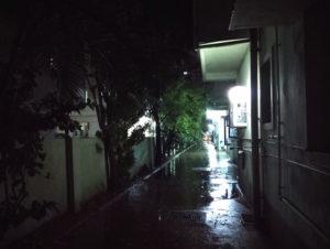 Пример фото со смартфона Xiaomi Mi Max 2 - ночь 003