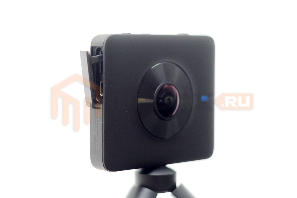 Xiaomi Mi Sphere 360 Camera - левая грань 2