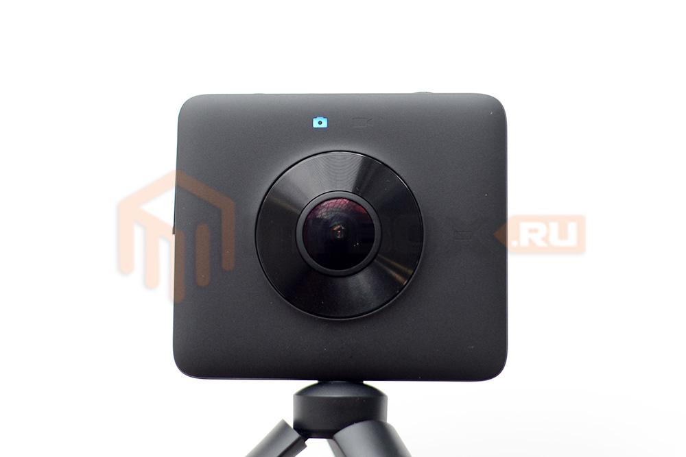 Xiaomi Mi Sphere 360 Camera - режимы съемки