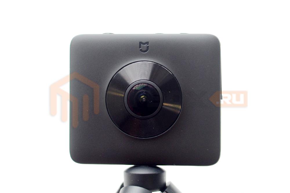 Xiaomi Mi Sphere 360 Camera - задняя сторона