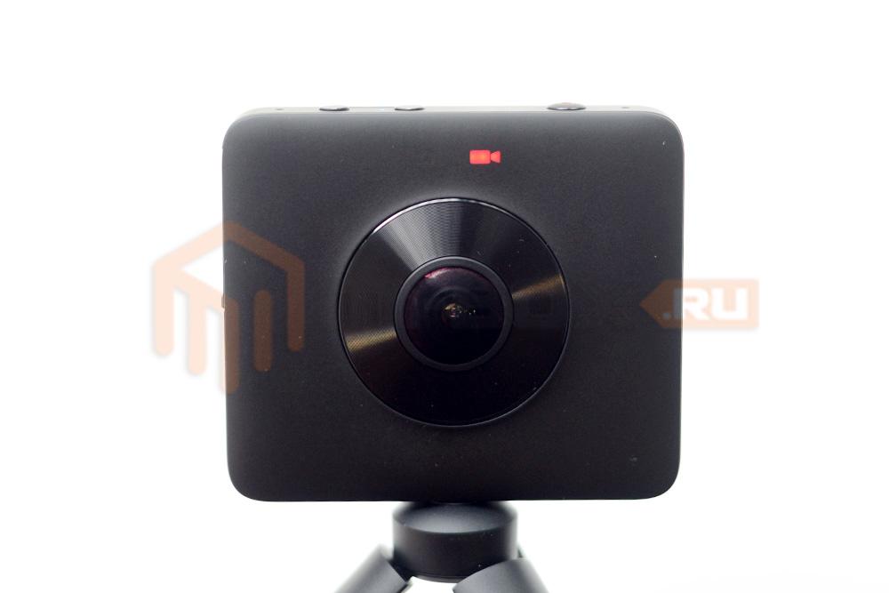 Xiaomi Mi Sphere 360 Camera - запись видео