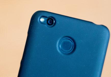 Бампер Nillkin для Xiaomi Redmi 4X