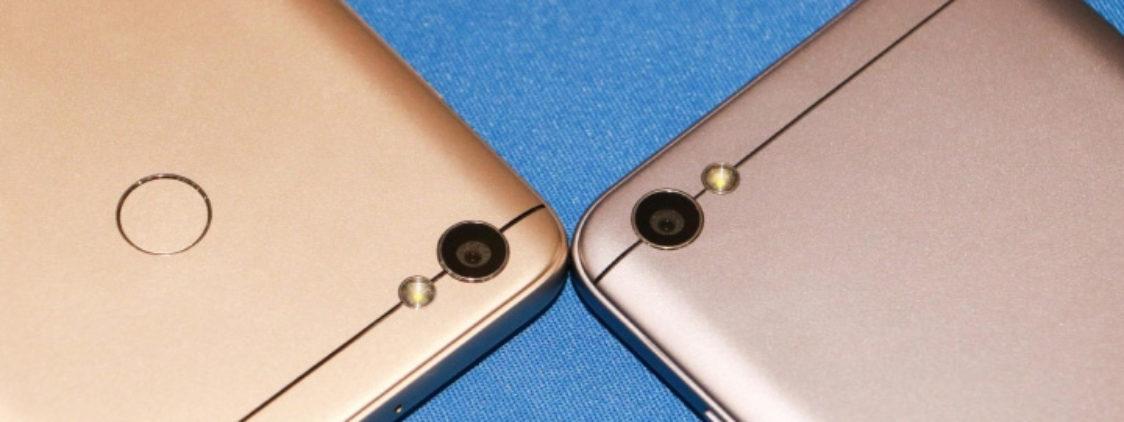 Представлены Xiaomi Redmi Note 5a и 5a Prime