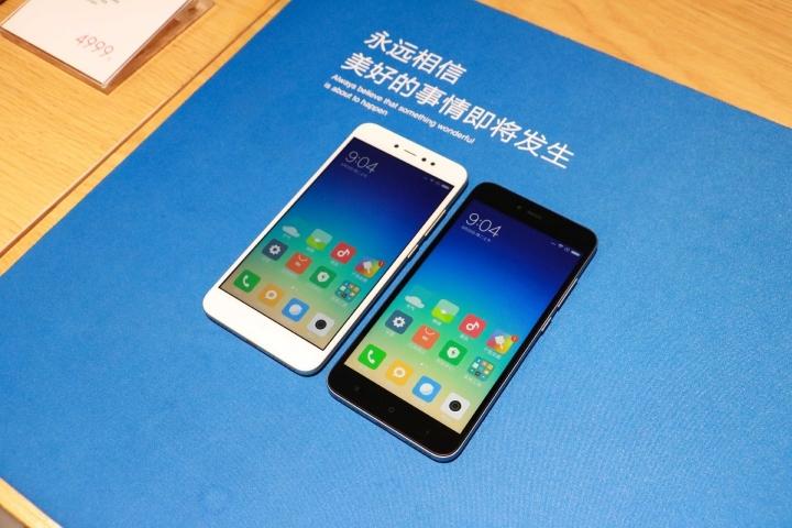 Сматрфоны Xiaomi Redmi Note 5A