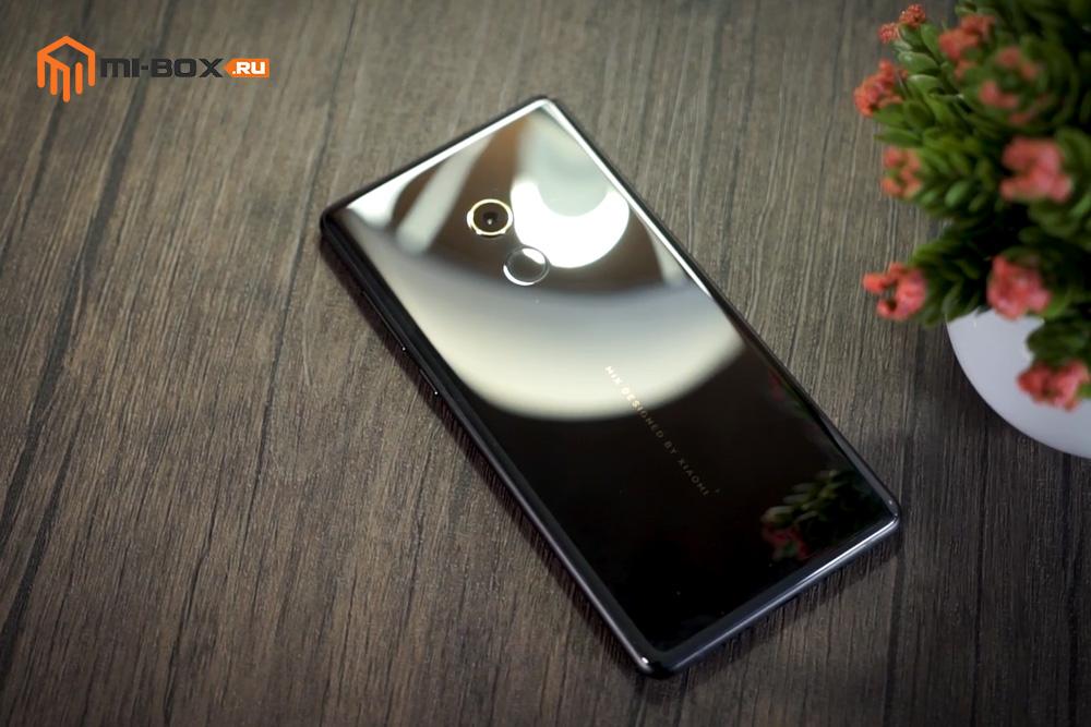 Обзор Xiaomi Mi Mix 2 - задняя сторона