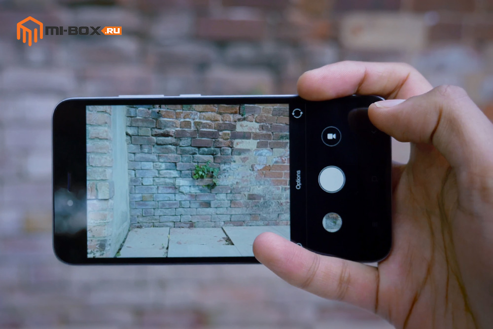 Обзор Xiaomi Redmi Note 5a - приложение Камера