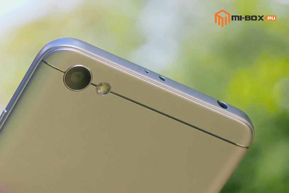 Обзор Xiaomi Redmi Note 5a - верхняя грань