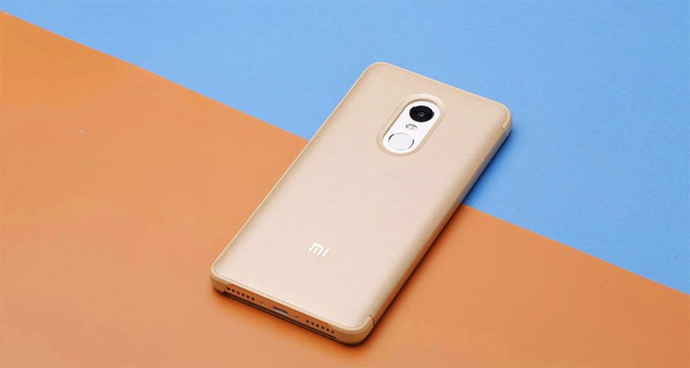 Режим смарт обложки на Xiaomi