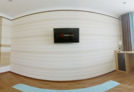 Как убрать штатив в сферических фото Xiaomi Mi 360?