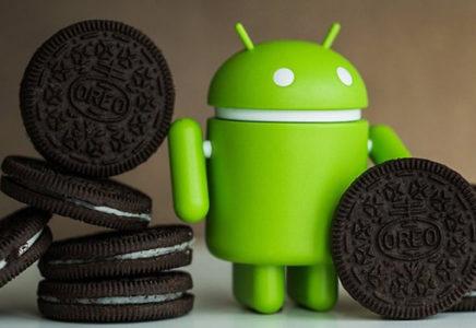 Рейтинг популярности версий Android в октябре 2017 года