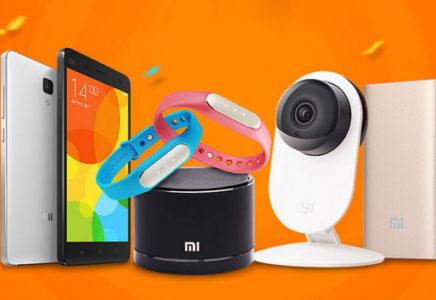 Осенняя распродажа Xiaomi