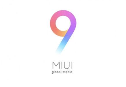 Озвучена дата выхода Miui 9 Global для смартфонов Xiaomi