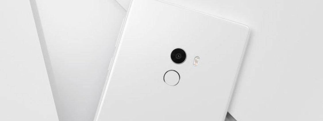 Xiaomi Mi Mix 2s может получить минимальные рамки