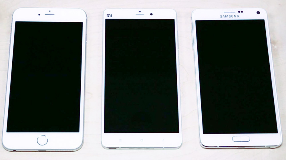 Смартфоны Xiaomi - в тройке лидеров российского рынка