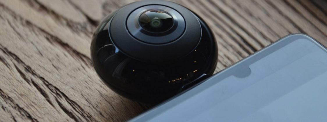 Xiaomi MADV Mini – сферическая камера для смартфонов