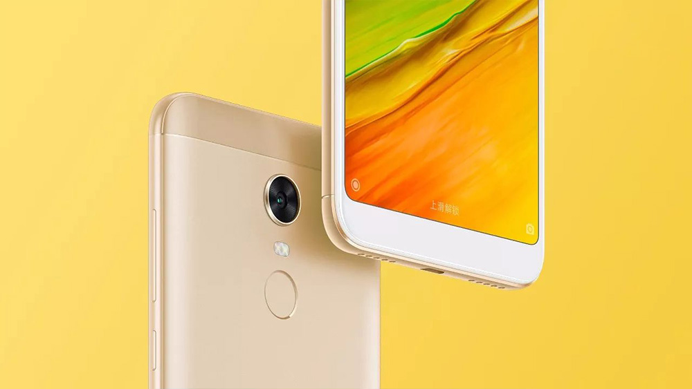 Xiaomi Redmi 5 Plus - камера