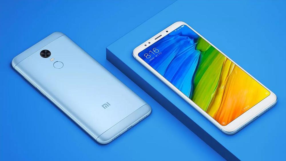 Xiaomi Redmi 5 Plus - внешний вид