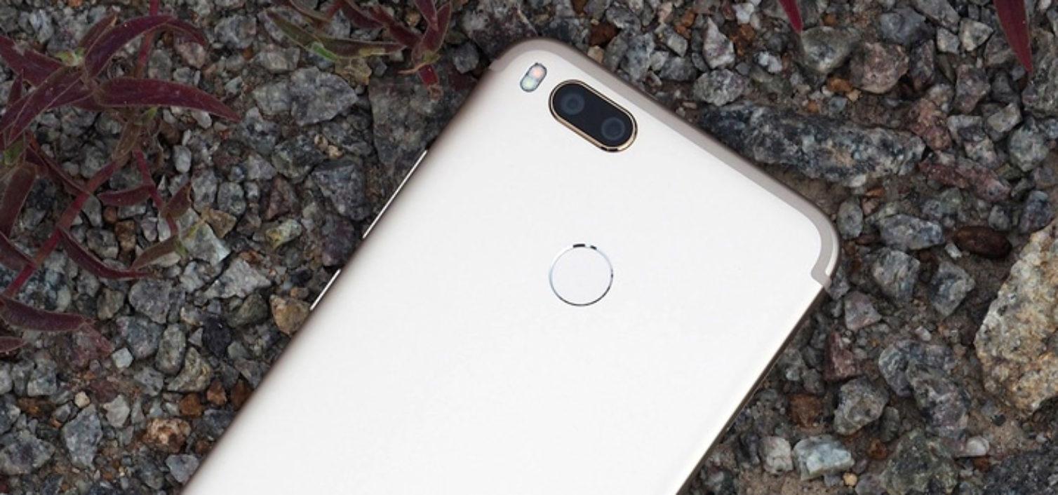 Xiaomi тестирует Android 8 для Mi A1