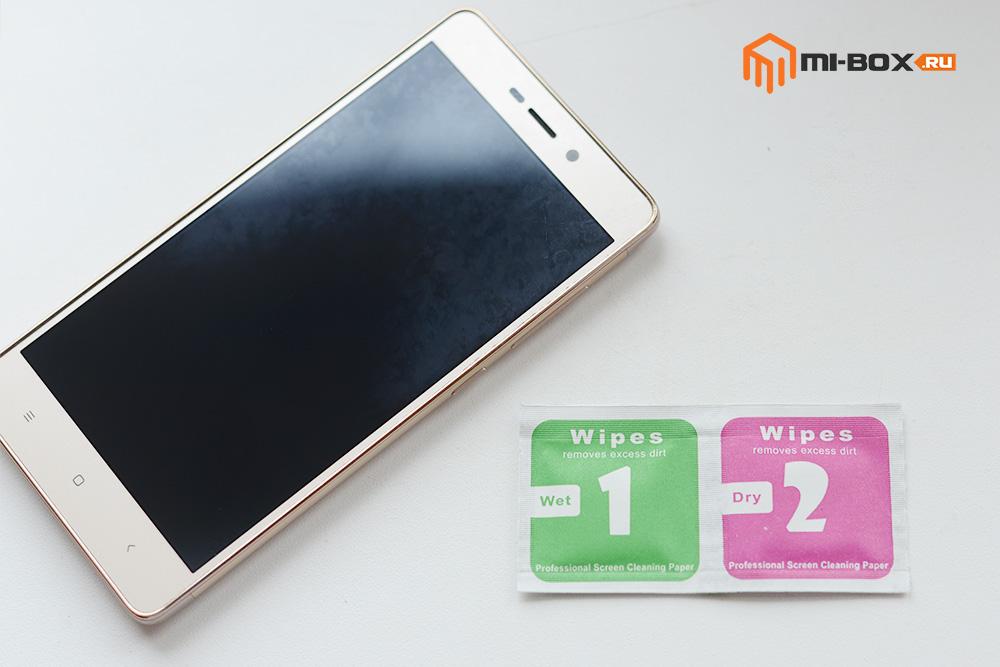Грязный дисплей на Xiaomi