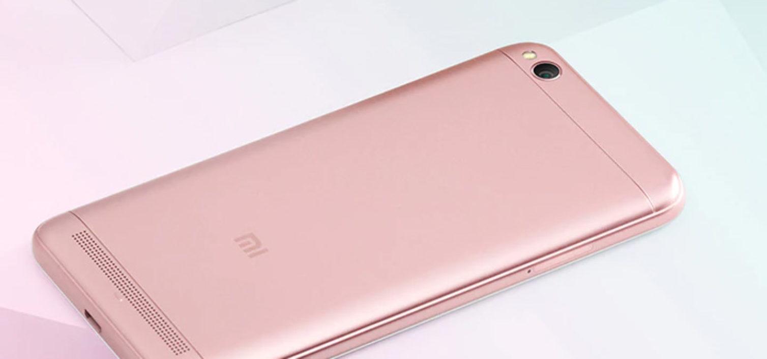 Чем отличается Xiaomi Redmi 4a от 5a?