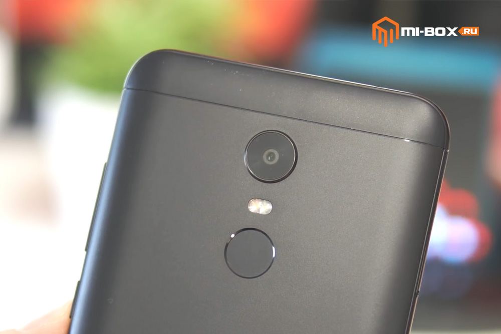 Обзор Xiaomi Redmi 5 Plus - основная камера