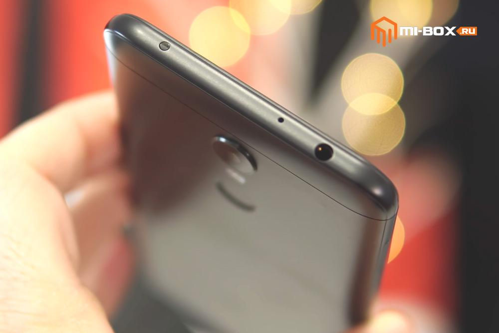 Обзор Xiaomi Redmi 5 Plus - верхняя грань