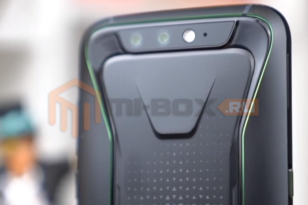 Смартфон Xiaomi Black Shark - сдвоенная камера