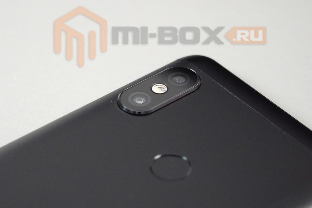 Обзор Xiaomi Redmi Note 5 - камера и сканер отпечатков пальцев