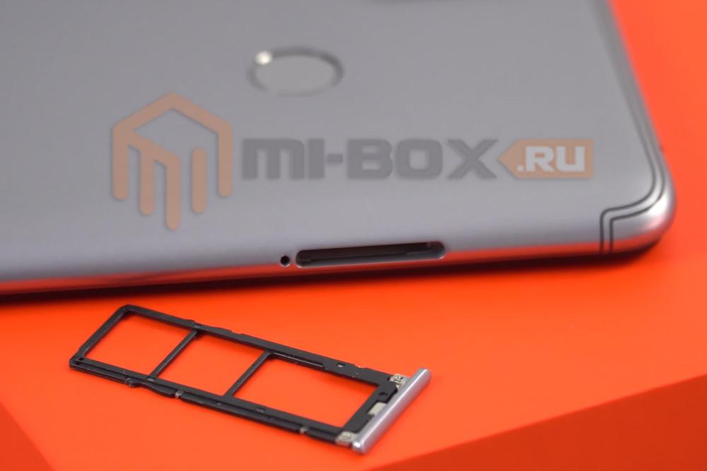 Обзор Xiaomi Redmi S2 - левая грань