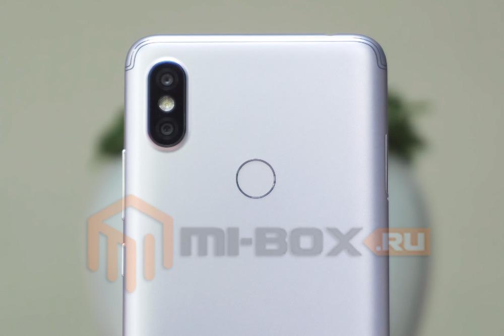 Обзор Xiaomi Redmi S2 - основная камера