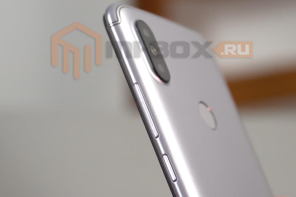 Обзор Xiaomi Redmi S2 - правая грань