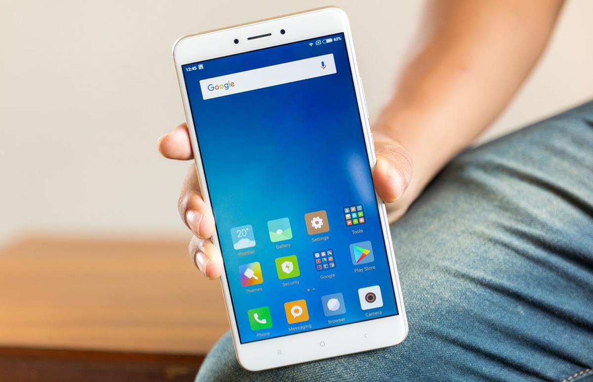Смартфон Xiaomi Mi Max 2