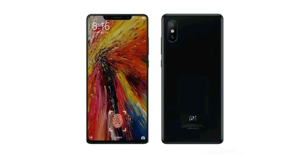 Внешний вид смартфона Xiaomi Mi7