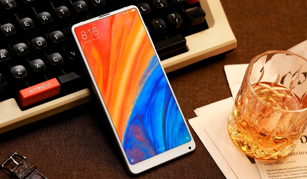 Xiaomi Mi Mix 2s первым получит Android P