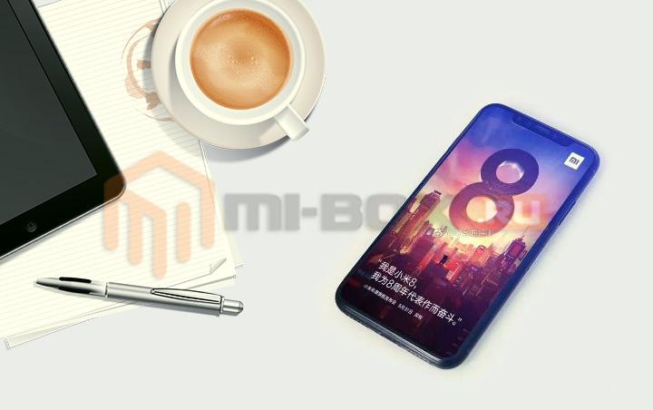 Xiaomi Mi8 - характеристики упаковка и дата выхода