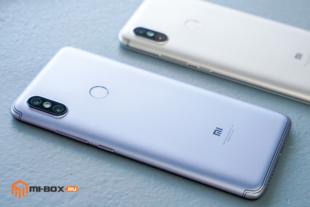 Xiaomi Redmi S2 - задняя сторона