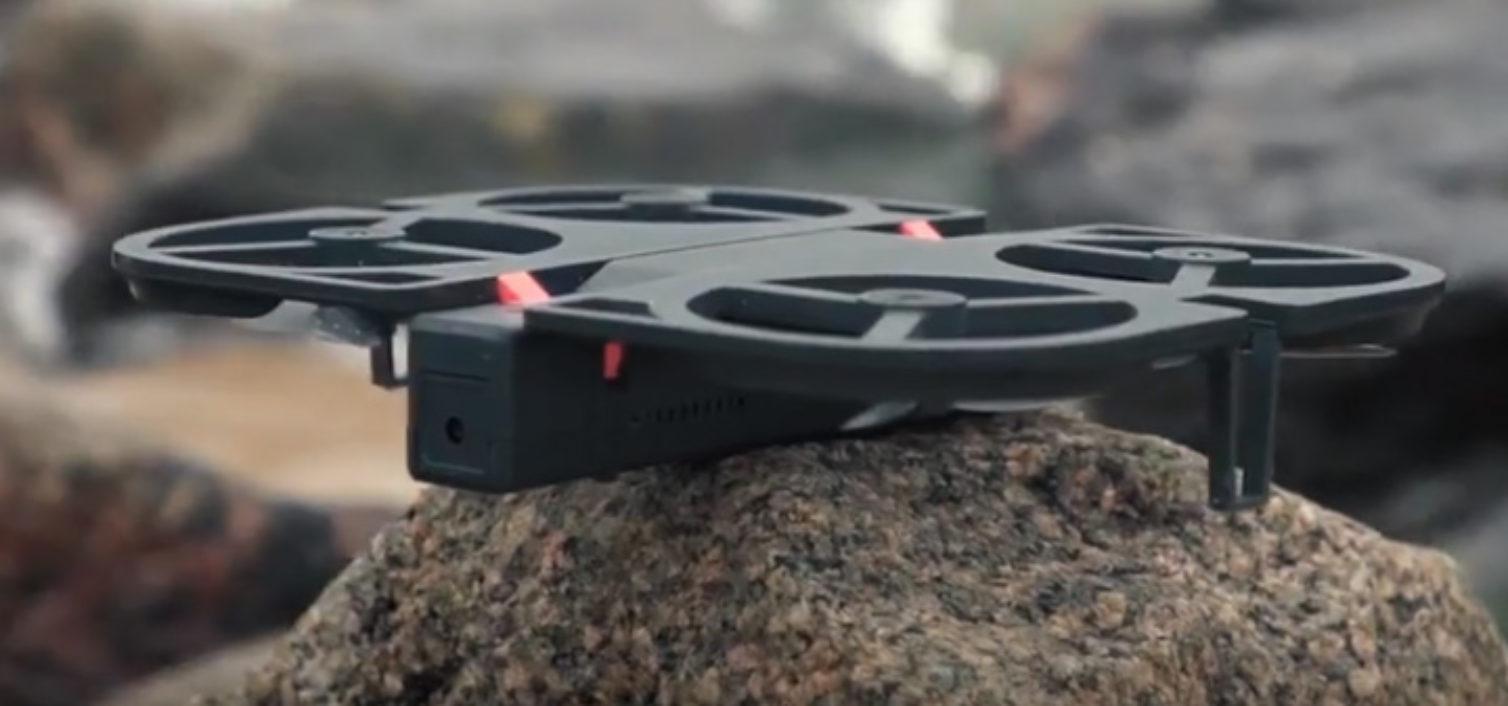 iDol Smart Aircraft – новый квадрокоптер от Xiaomi