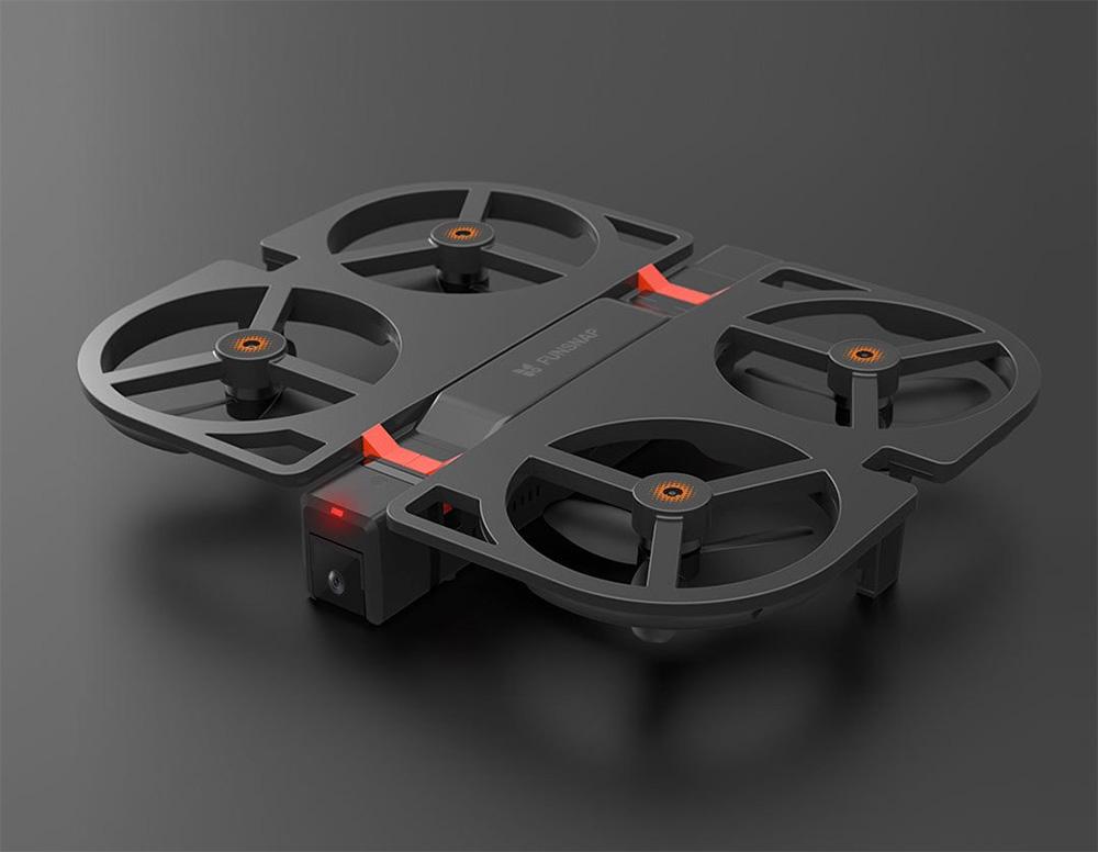 iDol Smart Aircraft - новых квадрокоптер от Xiaomi