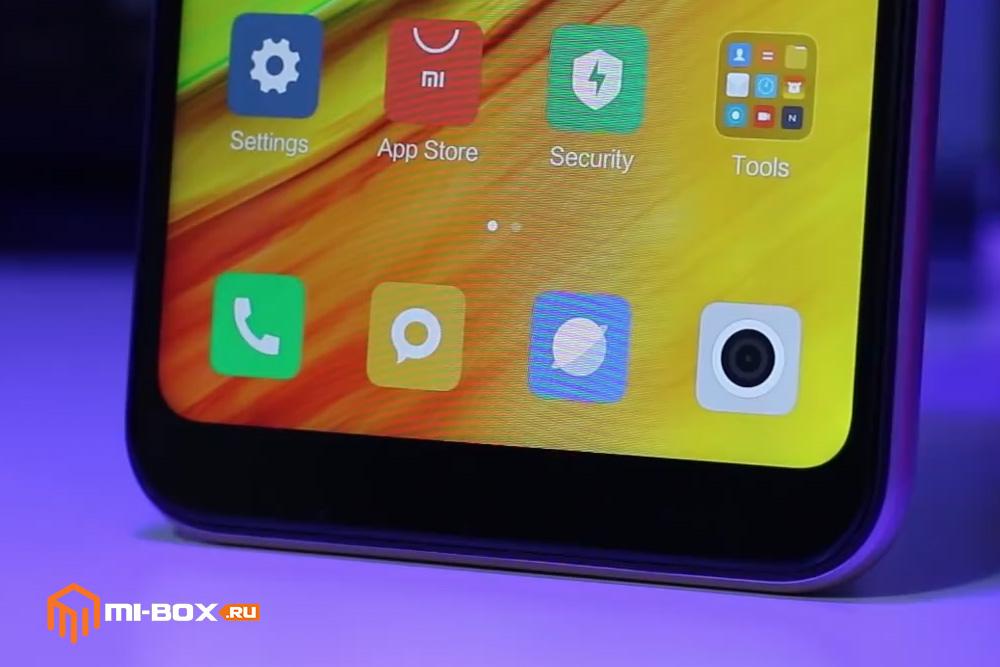 Обзор смартфона Xiaomi Redmi 6 PRO - отсутствие кнопок управления
