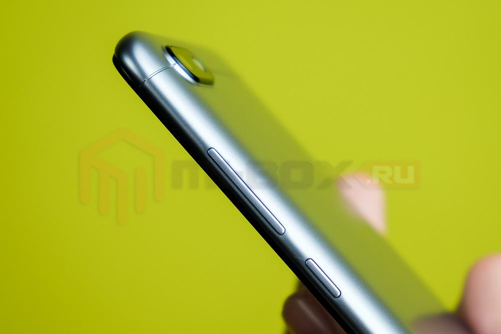 Обзор смартфона Xiaomi Redmi 6a - правая грань