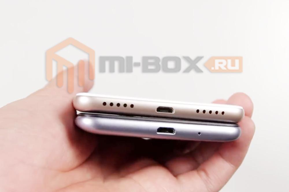 Сравнение Xiaomi Redmi 5 и Xiaomi Redmi 6 - нижняя грань