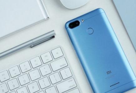 Xiaomi Redmi 6 и Redmi 6A представлены официально