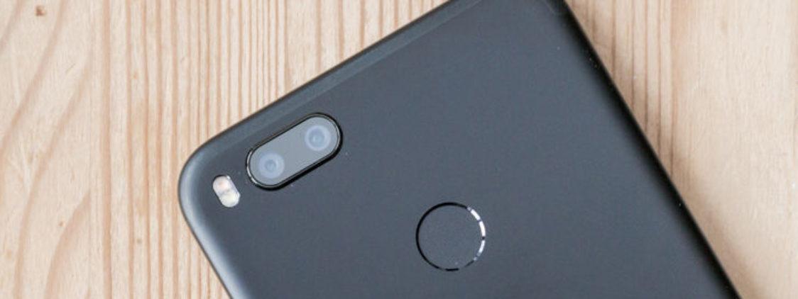Xiaomi Mi A1 обновляется до Android 8.1