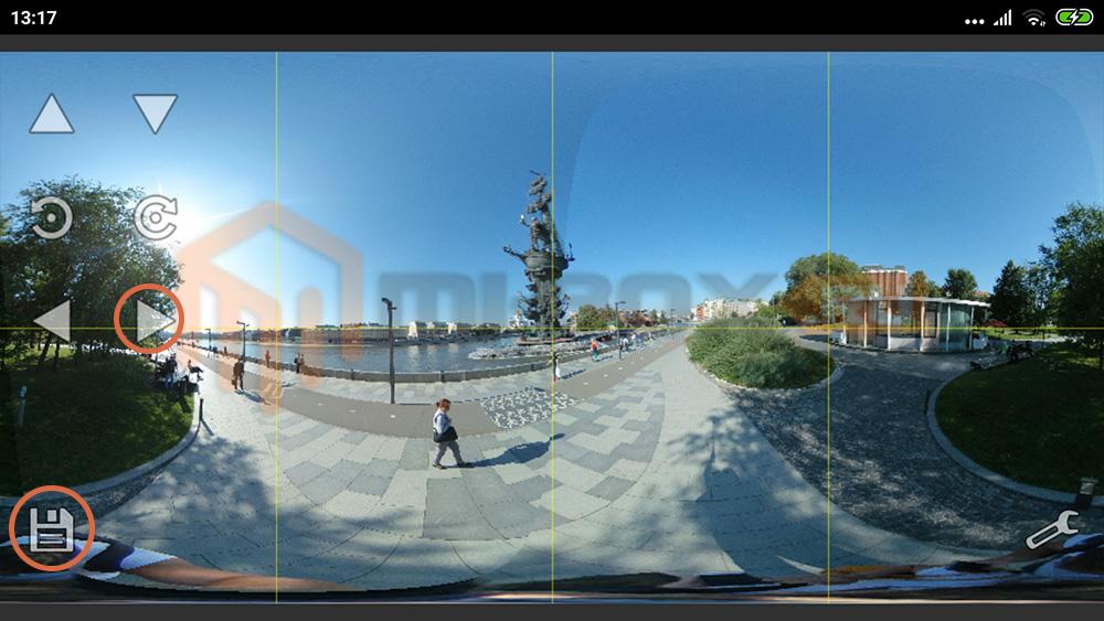 Как улучшить склейку сфер с камеры Xiaomi Mi Panoramic Camera