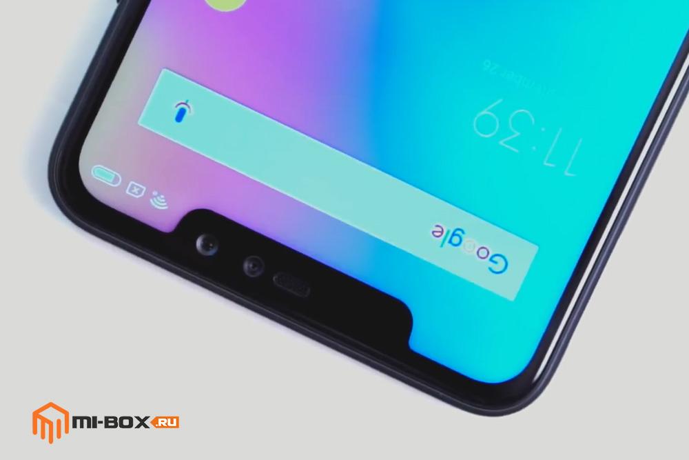 Обзор Xiaomi Redmi Note 6 PRO - челка и две камеры