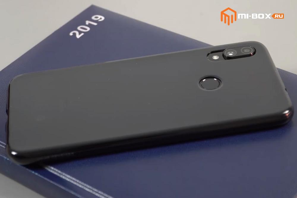 Обзор Xiaomi Redmi Note 7 - внешний вид - задняя сторона