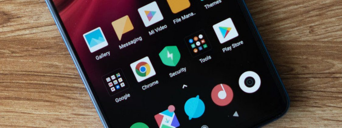 Как включить на Xiaomi меню приложений