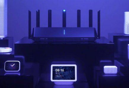 AX3600 – мощный роутер от Xiaomi